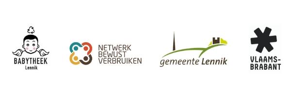 Babytheek-Lennik-logos